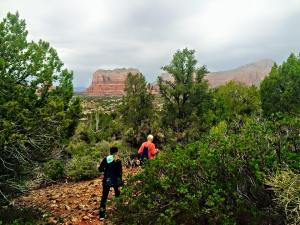Hiking to the 'Max'
