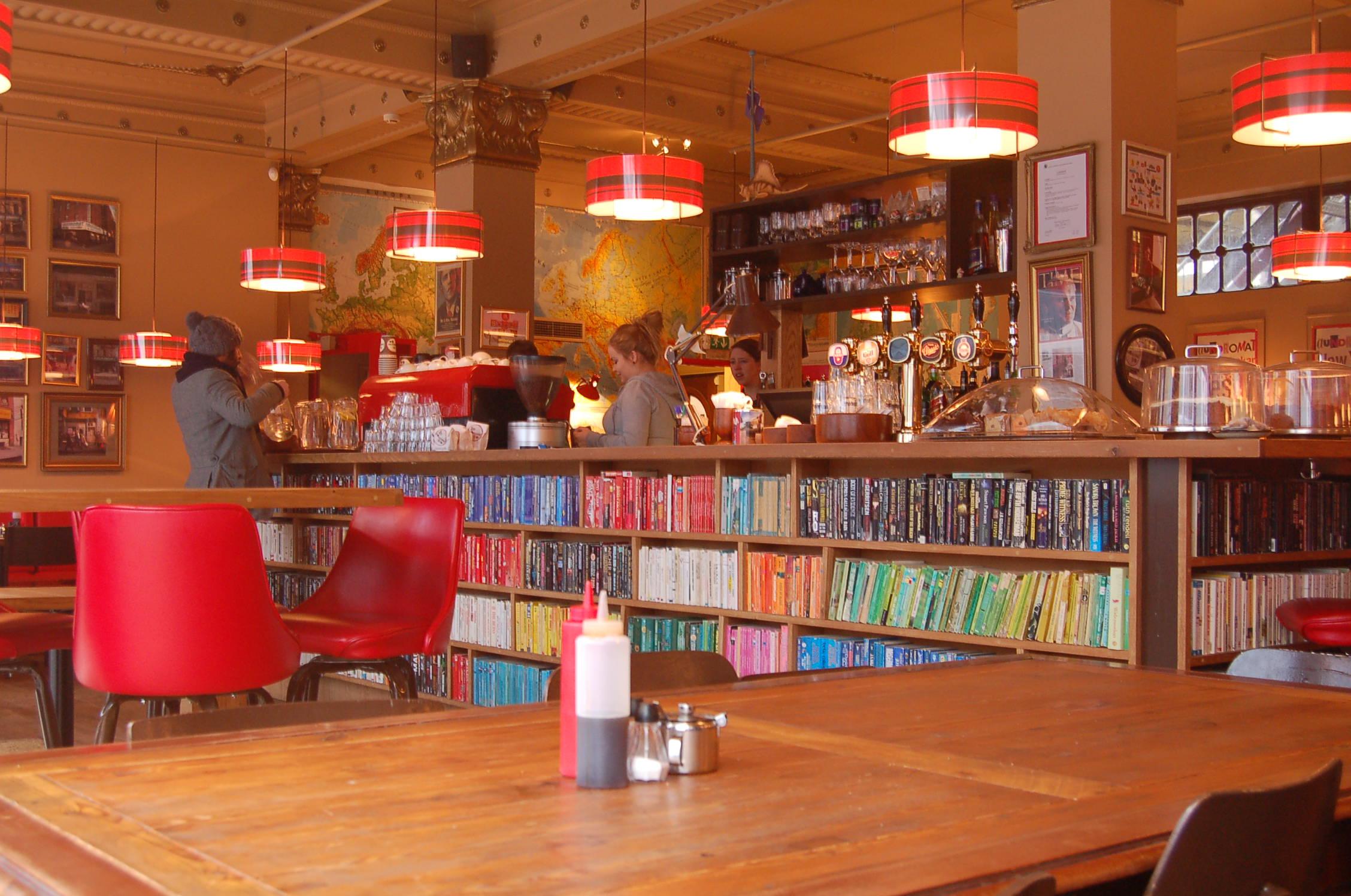 Laundromat Cafe Reykjavik Menu