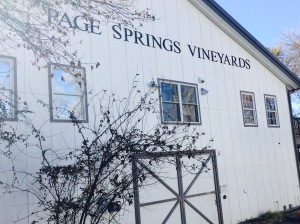 Page Springs Vineyards | Outside of Sedona, AZ