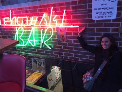 Lebowski Bar | Reykjavik, Iceland 2014