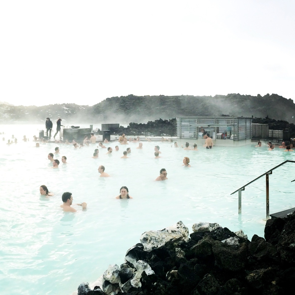Iceland Day 2 | Blue Lagoon