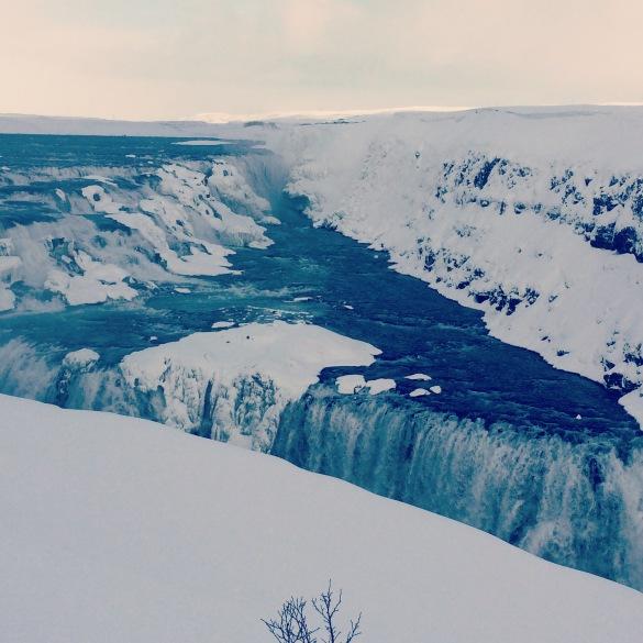 Gullfoss Waterfall | Iceland 2015