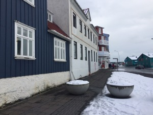 Reykjavik City Center Colored Houses | Iceland 2015