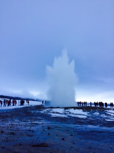 The Great Geyser | Iceland Golden Circle Tour 2015
