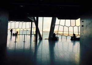 Harpa Music Hall | Rekjavik, Iceland | Photo Cred: Katy Wright