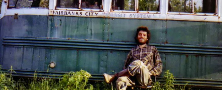 Chris McCandless | Subject of Into the Wild, by John Krakauer | Source: http://www.christophermccandless.info/
