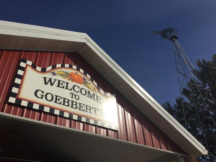 Goebbert's Pumpkin Farm