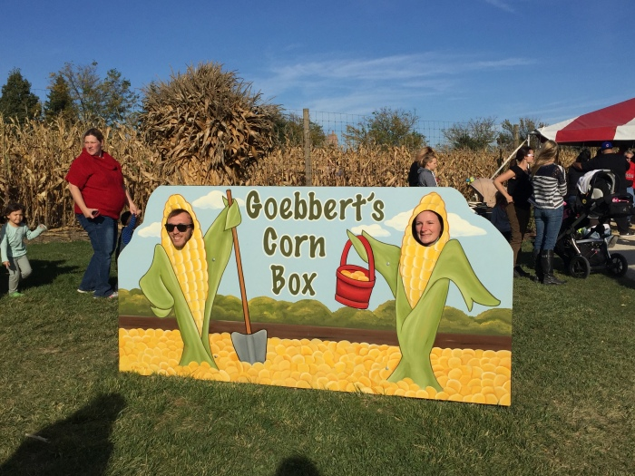 Corn Photo Opps | Goebbert's Pumpkin Farm